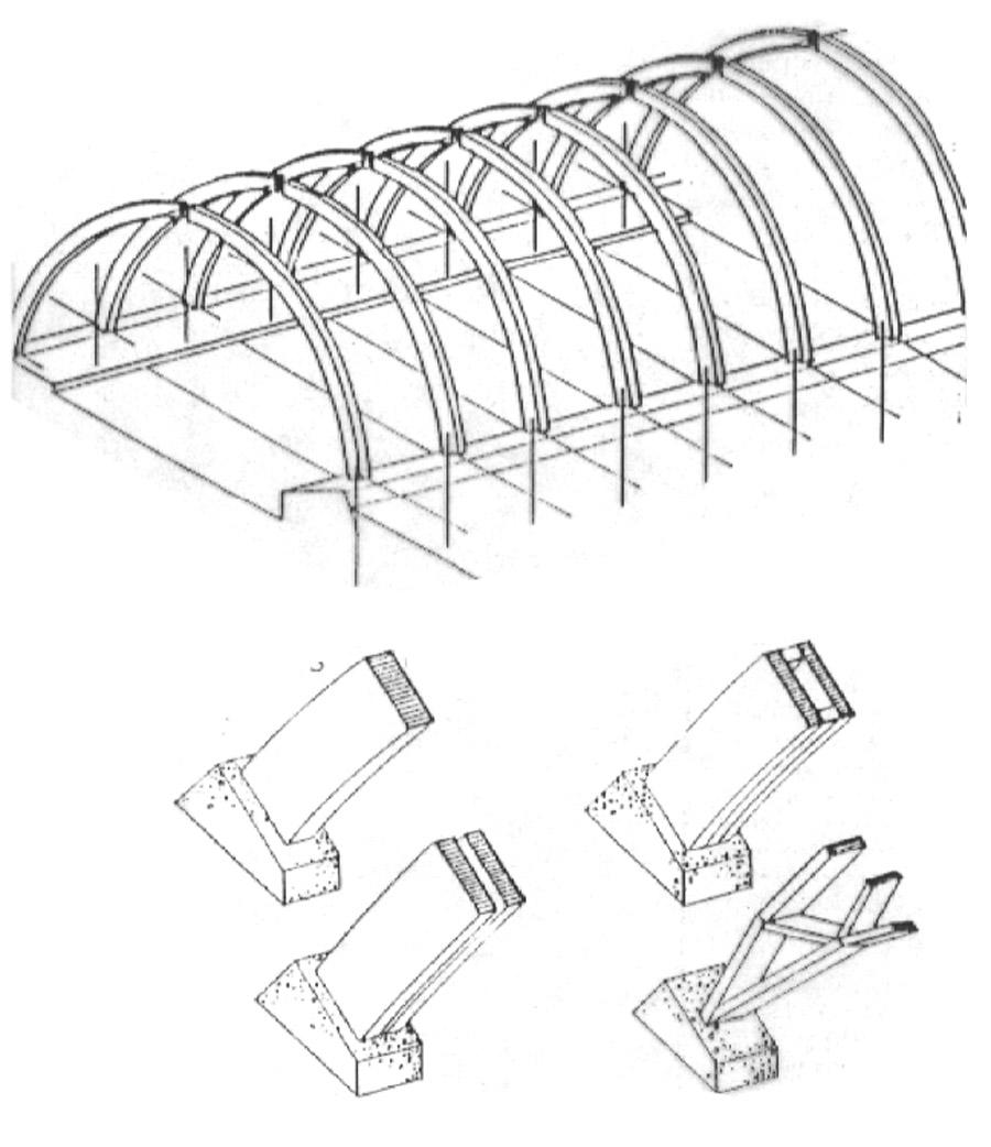 Estructuras juan cristobal moriamez uniacc taller de - Maderas para arcos ...