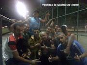 Nada para o futebol do Grupo Perdidos às Quintas no aterro, quintafeira de . (perdidos)
