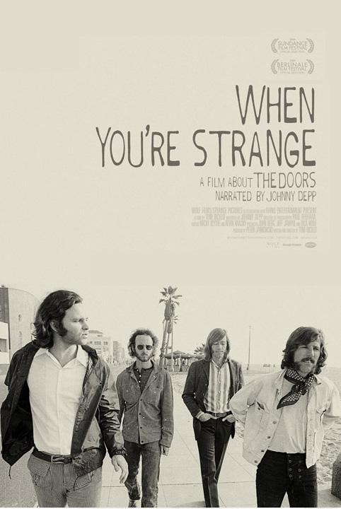The Doors - when you're strange 2010 Subt español