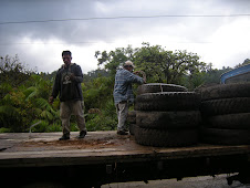 Loading tires