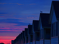 Truro Cottages by Ed Steinerts