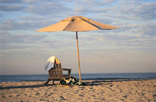 Eastham Coast Guard Beach Umbrella