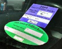 Wellfleet Beach Stickers