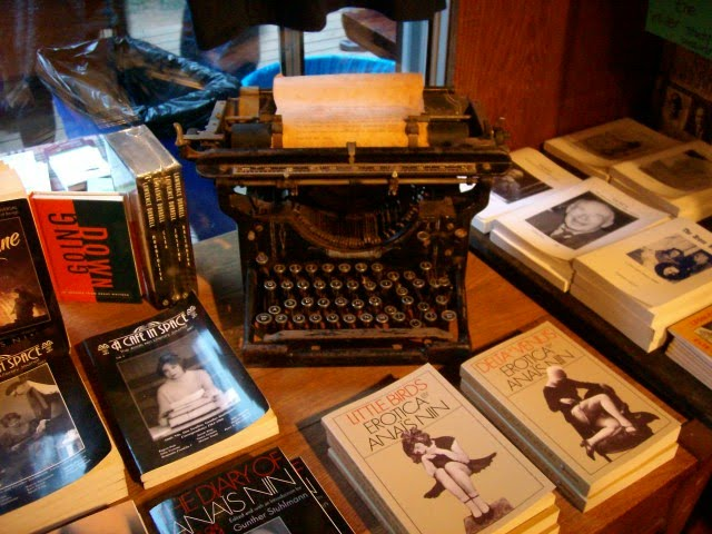 máquina de escribir de Henry Miller