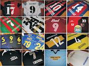 Estampados (Camisetas Fútbol). Estampado con Flex varios colores
