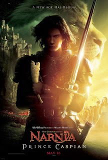 prince caspian poster The Chronicles of Narnia: Prince Caspian 2008