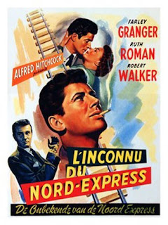 AP670%7EStrangers ona Train Posters Strangers on a Train 1951
