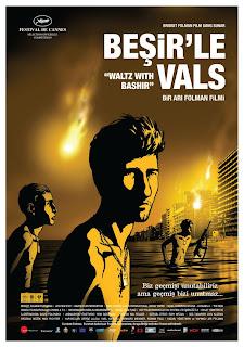 Besirle Vals Film Afis Vals Im Bashir 2008
