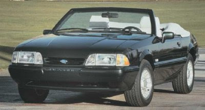 We Love Fords Past Present And Future 1987 1993 Ford Mustang