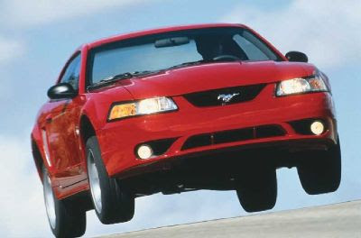 1999-2004 Ford Mustang