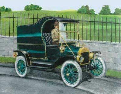 We Love Ford S Past Present And Future 1903 1919 Ford