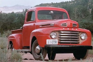 We Love Ford's, Past, Present And Future.: 1940-1949 Ford Trucks