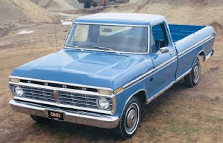 We Love Fords Past Present And Future 19701979 Ford Trucks