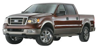 2005 King Ranch Edition Ford F 150