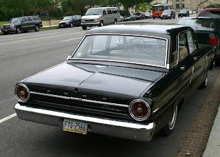 1964 Ford Fairlane 4 Door Sedan