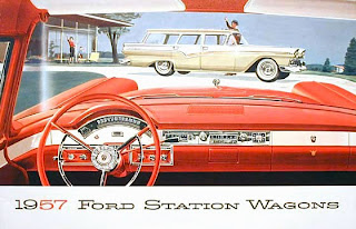 We Love Fords  Past  Present And Future   Ford Wagons In Ford Ads