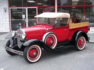 Very Rare 1931 Ford Model A Roadster Pickup
