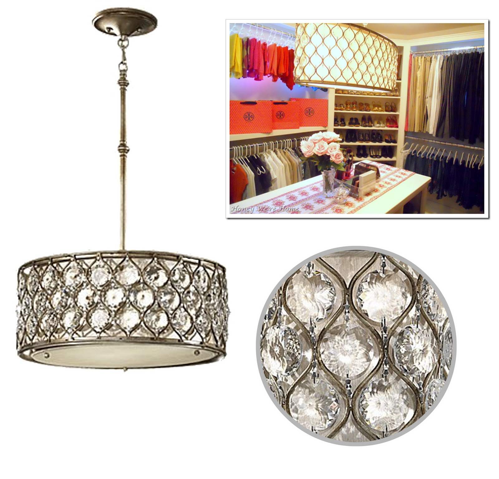 A graceful home chandelier love last but not least the lucia collection chandelier from fiess beautiful the above image is from honey were home and her amazing closet aloadofball Choice Image