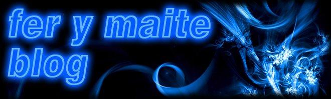 FER Y MAITE
