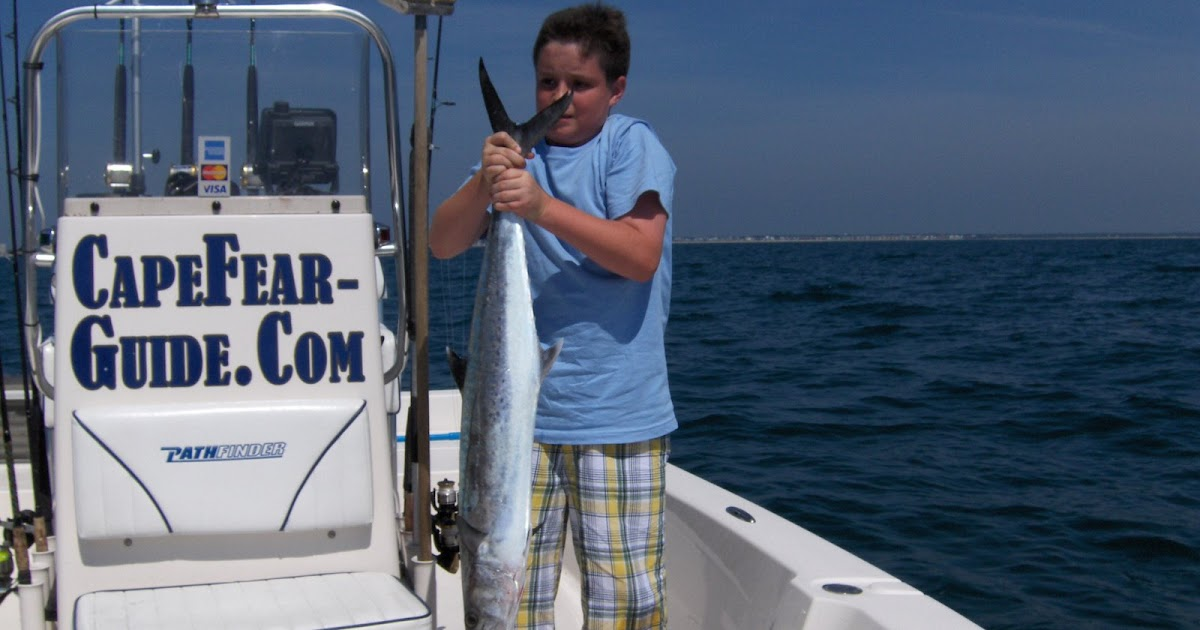 King mackerel for Surf city pier fishing report facebook