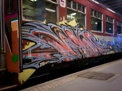 Aph graffiti