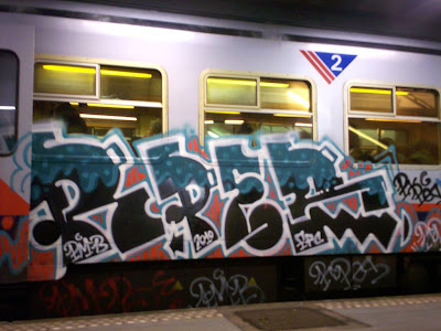 RPES PMB graffiti