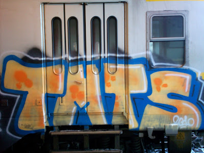 TMTS graffiti