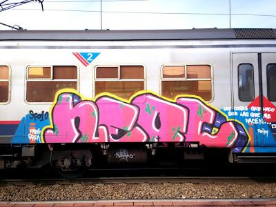 Neal graffiti