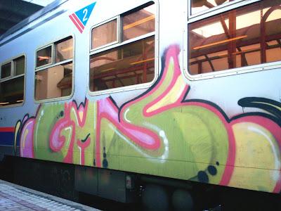 GMS graffiti