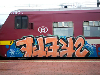 Fleks graffiti