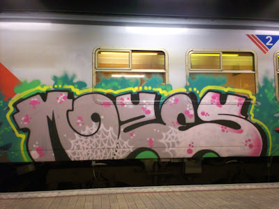Mozes graffiti