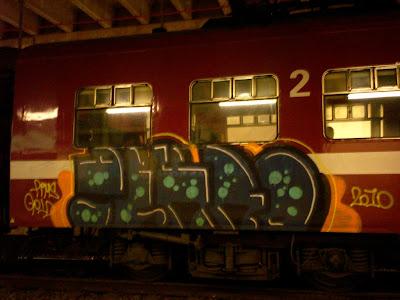 Pekno graffiti