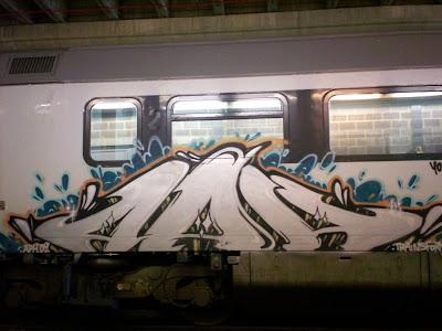 TFZ graffiti Crew