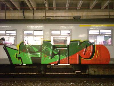 Flip graffiti