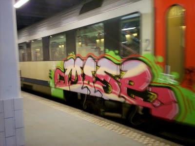 mose graffiti