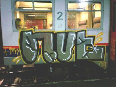 nutmeg graffiti