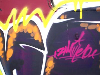 graffiti Zolk