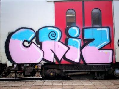 Criz graffiti