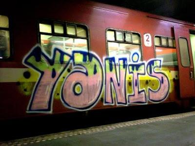 yanis graffiti