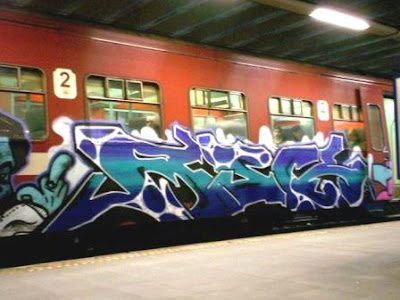 rask graffiti