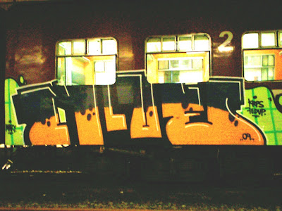 klue graffiti