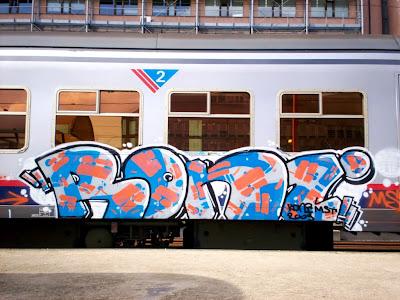 Roni MST graffiti