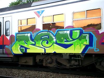 graffiti ros evk