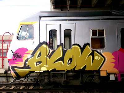 blow graffiti crew