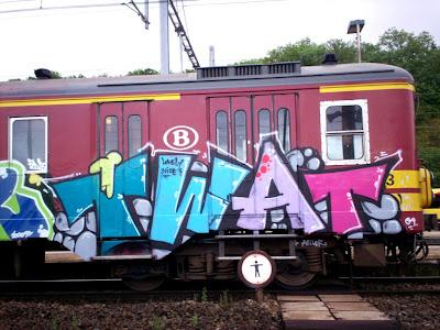 twat train