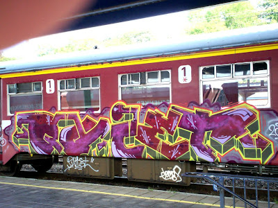 quiet graffiti artist