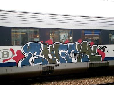 graffiti sugre rafc