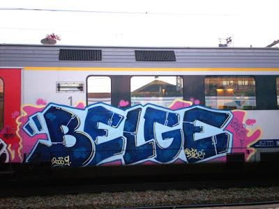 belge graffiti