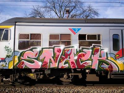 Tink krek ocr graffiti