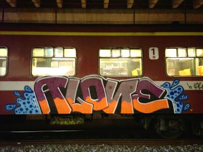 alone graffiti